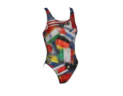 Robel Sphere Costume Piscina Donna Made in Italy